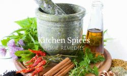 remedies of spices